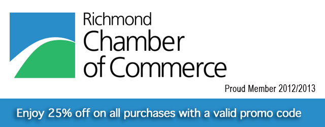 Dr. Battery is offering exclusive discount for members of Richmond Chamber.
