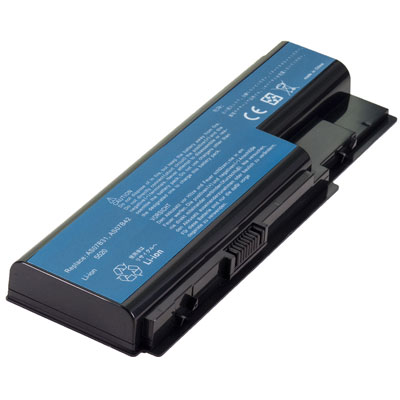 LAC208 - 14.8 Volt Li-ion Laptop Battery - 4400mAh / 65Wh